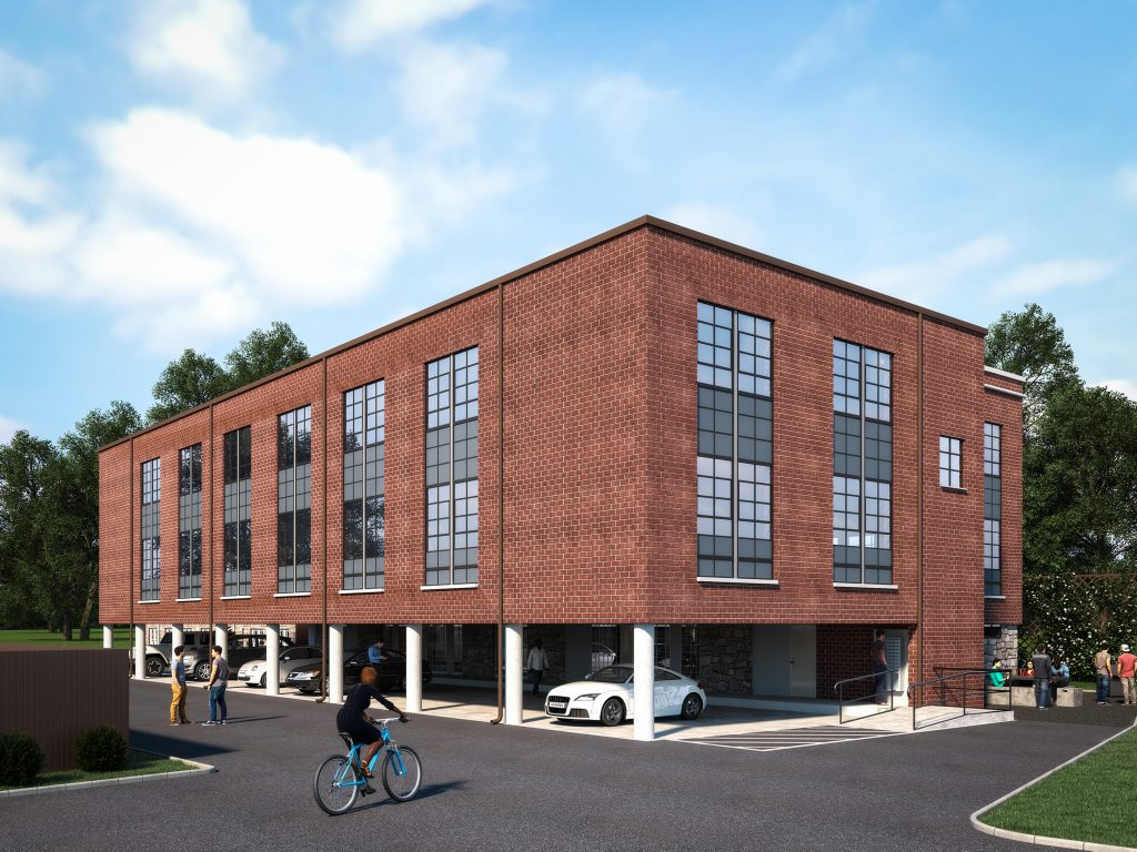 United Ave Lofts - Fabric Developers