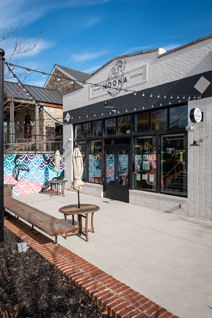 Parsons Alley Development, Duluth Georgia by Fabric Developers